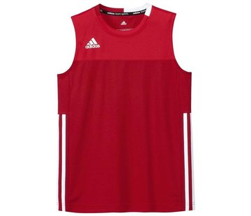 Adidas T16 Sleeveless Tee Men Red