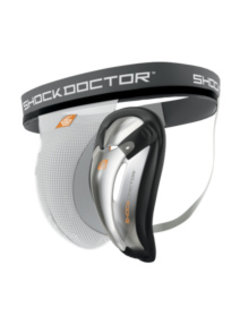 Shock doctor Supporter with Bio Flex Cup Tock