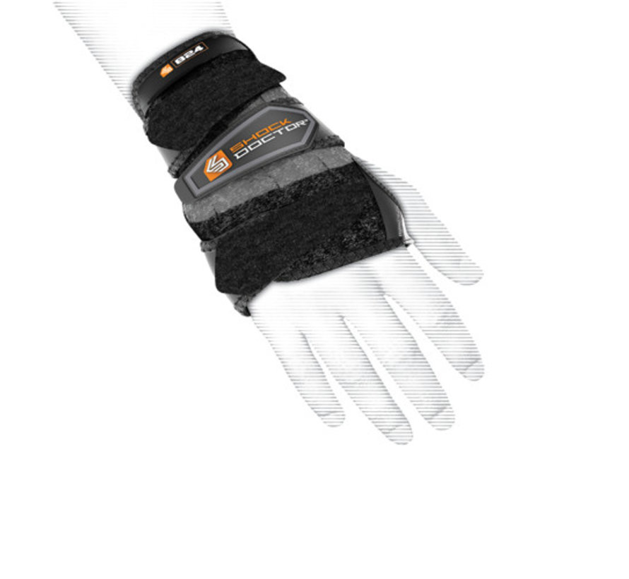 Wrist 3-Strap Support Linkerhand