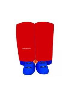 Hockeypoint Indoor Legguard Covers Red