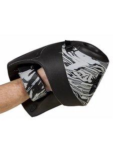 Obo ROBO Hi-Rebound Plus Handprotector Right Black
