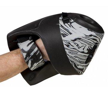 Obo ROBO Hi-Rebound Plus Handprotector Rechts Zwart