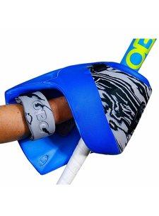 Obo ROBO Hi-Rebound Plus Handprotector Rechts Blauw