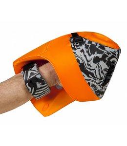 Obo Robo Hi-Rebound Plus Handprotector Rechts Oranje