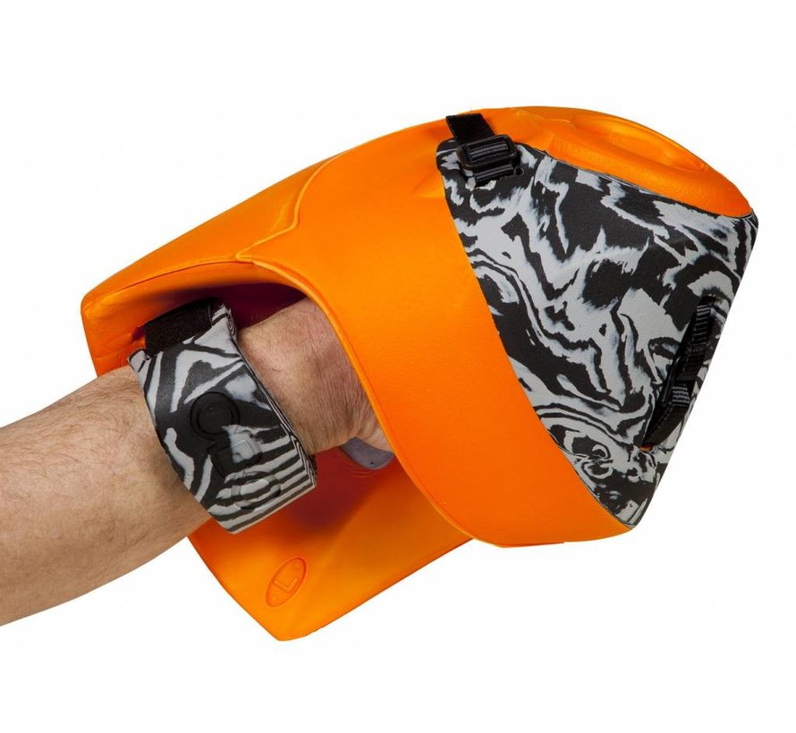 ROBO Hi-Rebound Plus Handprotector Rechts Orange