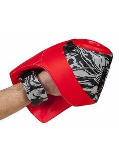 Obo ROBO Hi-Rebound Plus Handprotector Rechts Rood