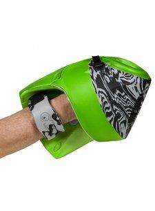 Obo ROBO Hi-Rebound Plus Handprotector Right Green