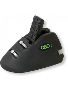 Obo Robo Hi-Control Kickers Zwart