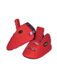 Obo Robo Hi-Control Kickers Rot