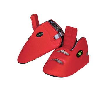 Obo ROBO Hi-Control Kickers Rood