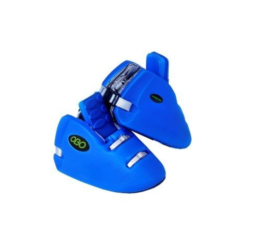 ROBO Hi-Rebound Kickers Blau