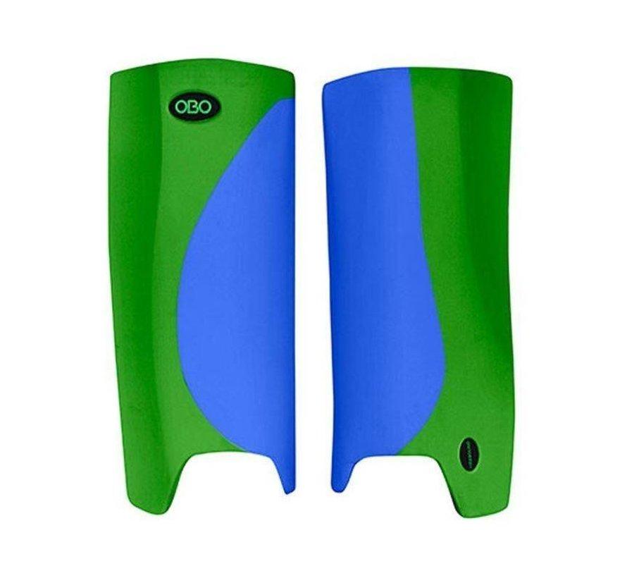 ROBO Hi-Rebound Legguards Blauw/Groen