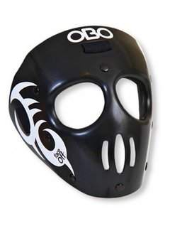 Obo Faceoff Cornermask Black