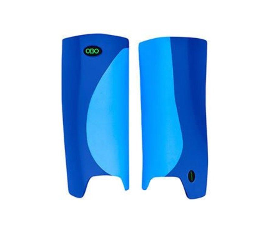 ROBO Hi-Rebound Legguards Peron/Blau
