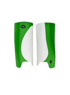 Obo ROBO Hi-Rebound Legguards White/Green