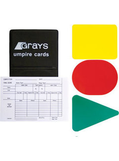 Grays Referee Cards