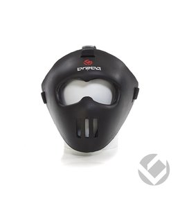 Brabo Facemask Schwarz all-fit