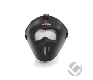 Brabo Facemask Black all-fit