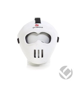 Brabo Facemask Weiss all-fit