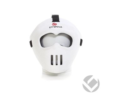 Brabo Facemask White all-fit