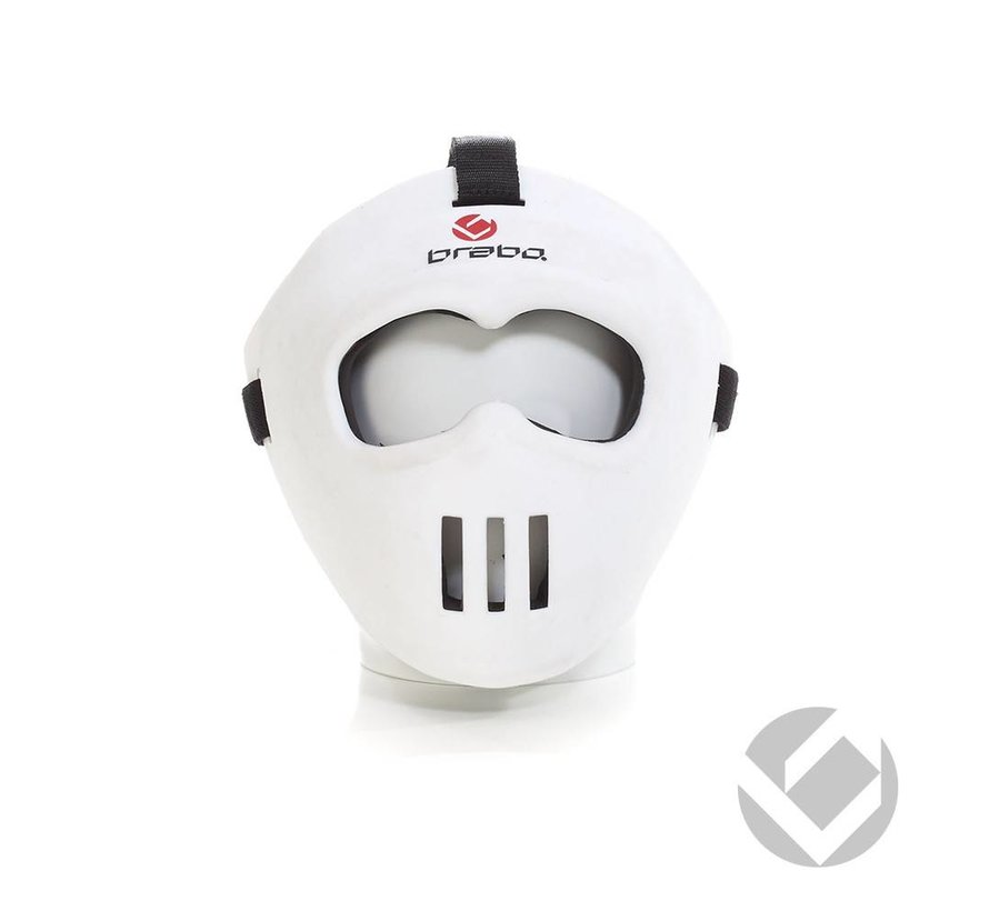 Facemask Weiss all-fit