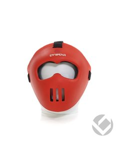 Brabo Facemask Red all-fit
