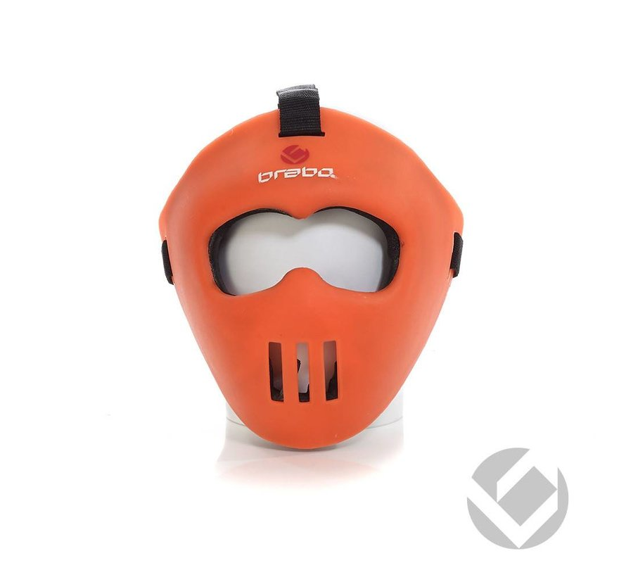 Facemask Oranje all-fit
