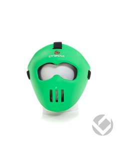 Brabo Facemask Green all-fit