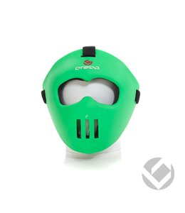 Brabo Facemask Groen all-fit