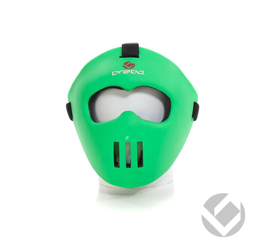 Facemask Groen all-fit