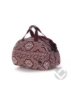 Brabo Shoulderbag Inca Rot/Weiß