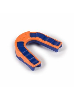 Reece Mouthguard Dental Impact Shield Blauw/Oranje Junior