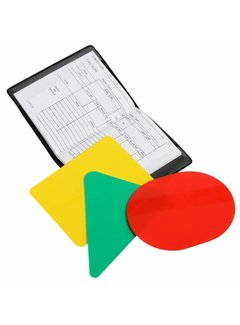 Reece Referee cards Hockey