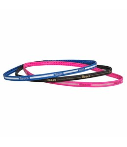 Reece Haarbandjes 3 stuks (Roze/Blauw/Zwart)