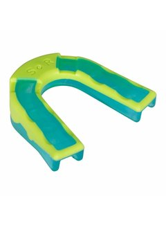 Reece Mouthguard Dental Impact Shield Blauw/Groen Junior