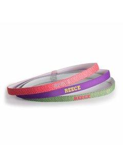 Reece Haarbänder Camden Reece 3 Stück (Grün-Lila-Coral)