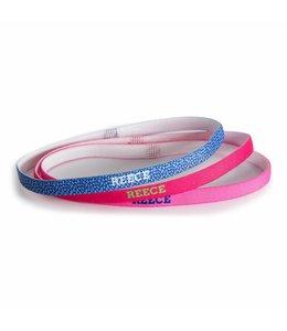 Reece Haarbandjes Camden 3 stuks (Roze/Blauw/Roze)