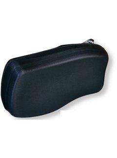 Obo ROBO Hi-Rebound Handprotector Zwart Links