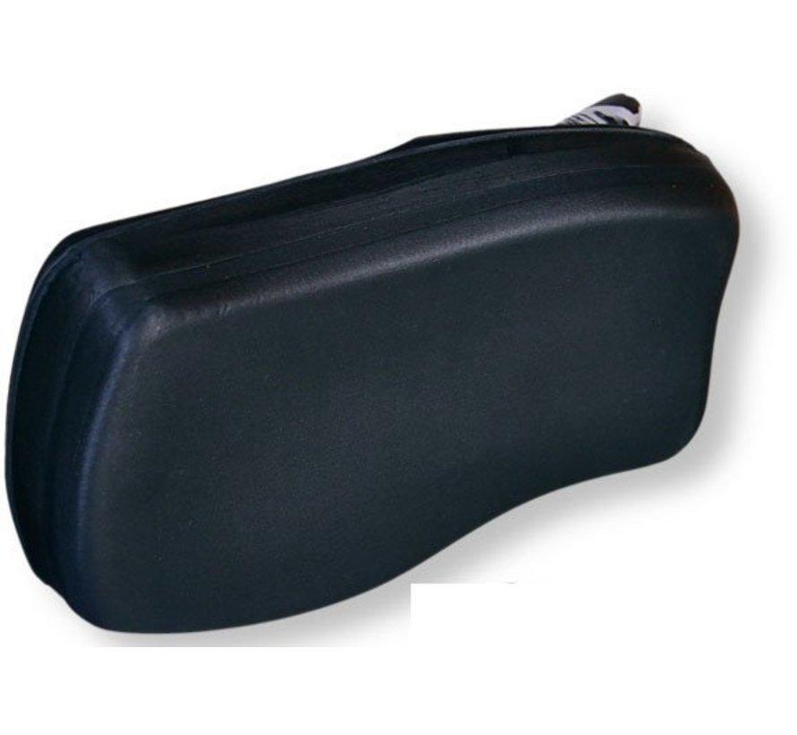 ROBO Hi-Rebound Handprotector Zwart Links