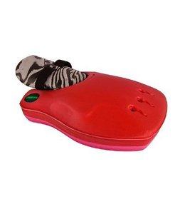 Obo Robo Hi-Rebound Handprotector Rood Links