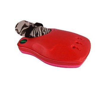 Obo Robo Hi-Rebound Handprotector Red Left