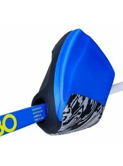 Obo Robo Hi-Rebound Handprotector Blue/Black Right