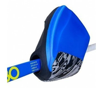 Obo ROBO Hi-Rebound Handprotector Blau/Schwarz Rechts