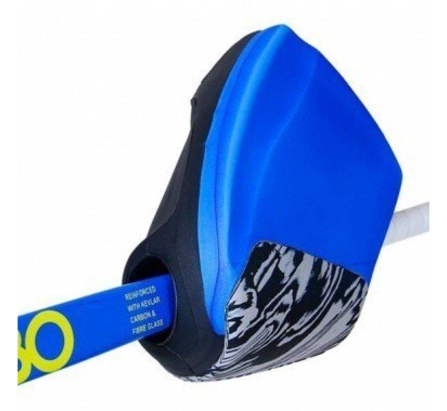 ROBO Hi-Rebound Handprotector Blauw/Zwart Rechts
