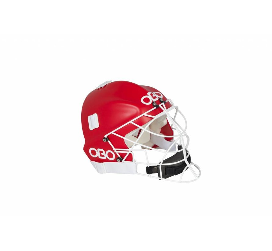 Youth Helm Rood