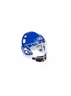 Obo Youth Helm Blauw