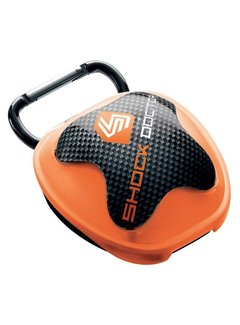 Shock doctor Mouthguard Case Oranje