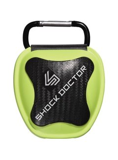 Shock doctor Mouthguard Case Green