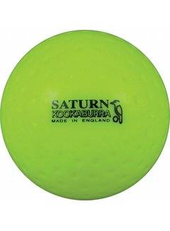 Kookaburra Dimple Saturn Lime Hockeybal