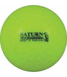 Kookaburra Dimple Saturn Lime Hockeyball